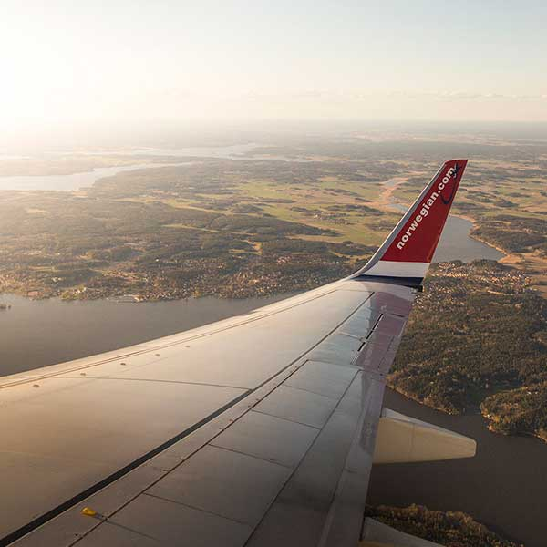 Book Affordable Flights To The World With Norwegian First Rate Low Cost Airline
