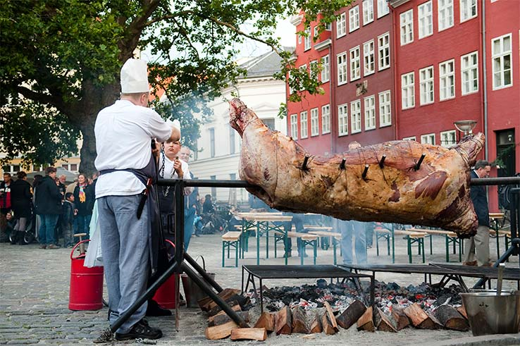 Fly to Copenhagen in August and visit Copenhagen Cooking & Food Festival