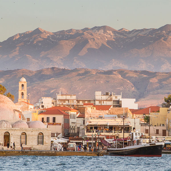 Flights to Chania, Crete