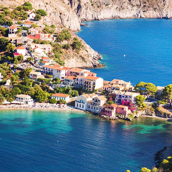 Flights to Kefalonia