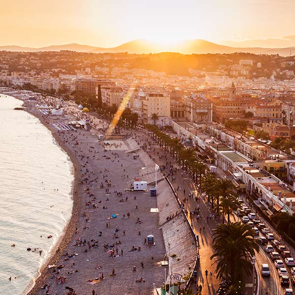 Flights to Nice