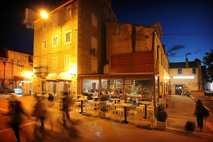 Fly to Split, eat at Wine & Cheese Bar Paradox
