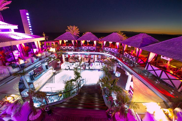 Fly to Tenerife, go clubbing at Papagayo.