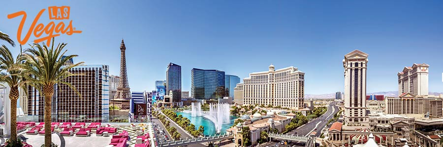 Book tickets to Las Vegas from London-Gatwick