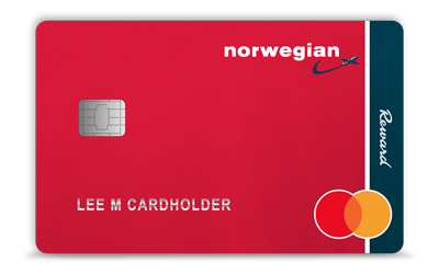Norwegian Reward Card